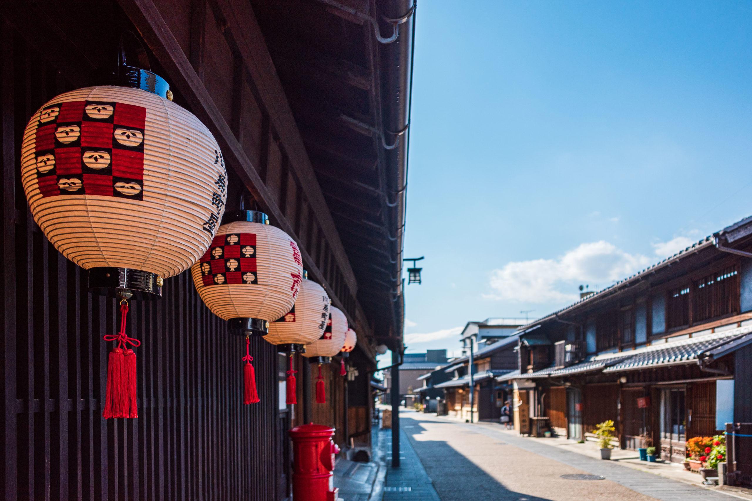 Gifu Wagashi Sweets Tour